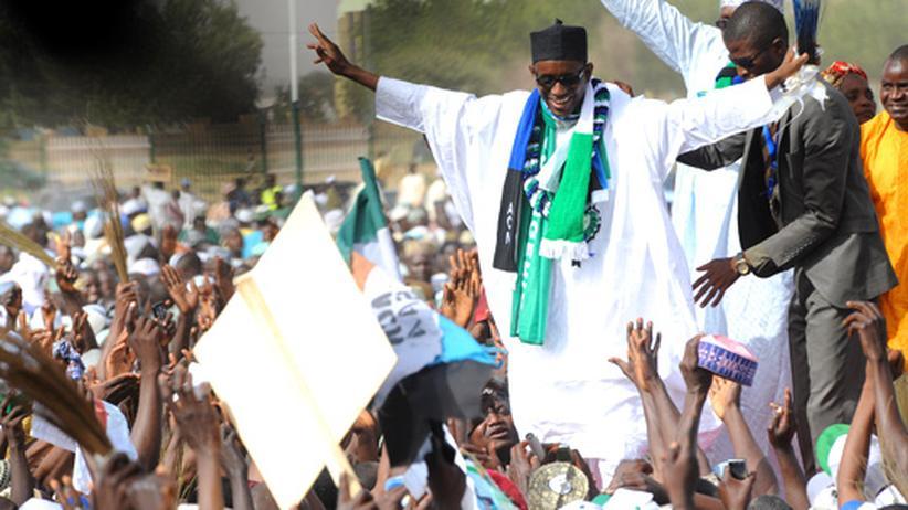 Nigeria: Nuhu Ribadu – ein Obama für Afrika