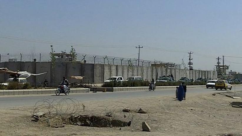 Menschenrechte: Das Gefängnis im afghanischen Kandahar