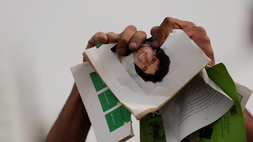 Muammar Gadhafi: Die Gadhafi-Pilger unter den Grünen