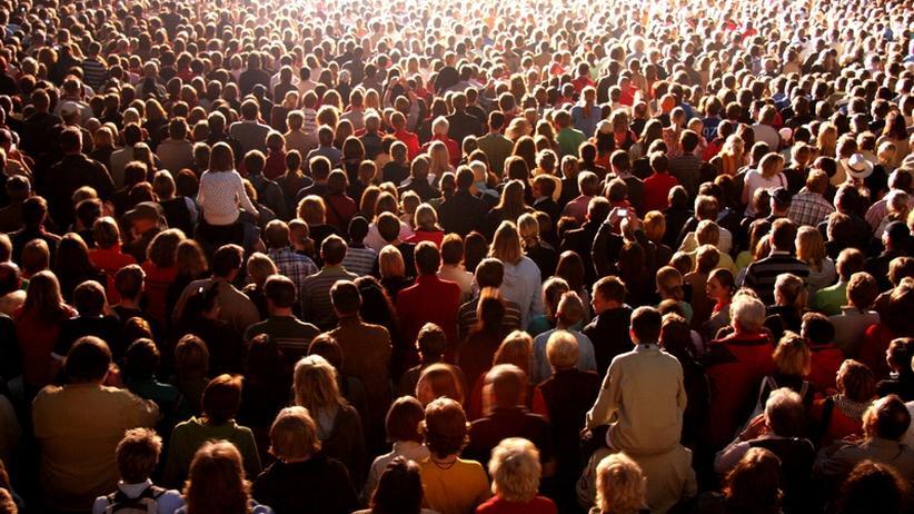Politik und Lyrik Nr. 38: die breite masse