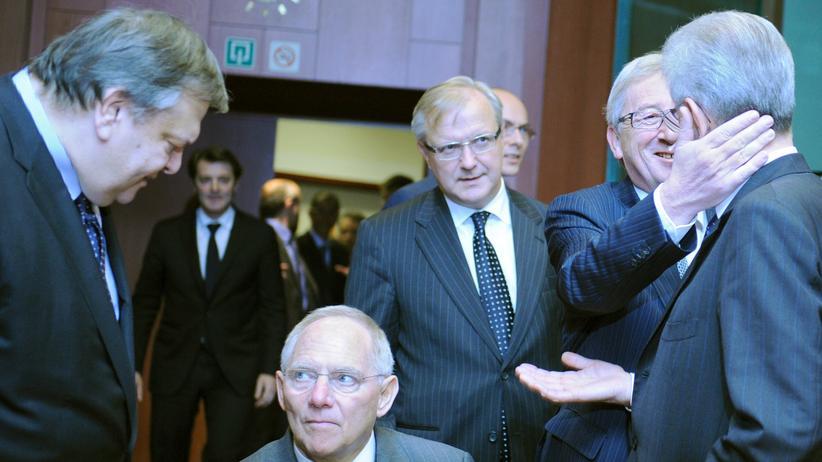 Euro-Krise: EU ringt um die Härte des Schuldenpakts