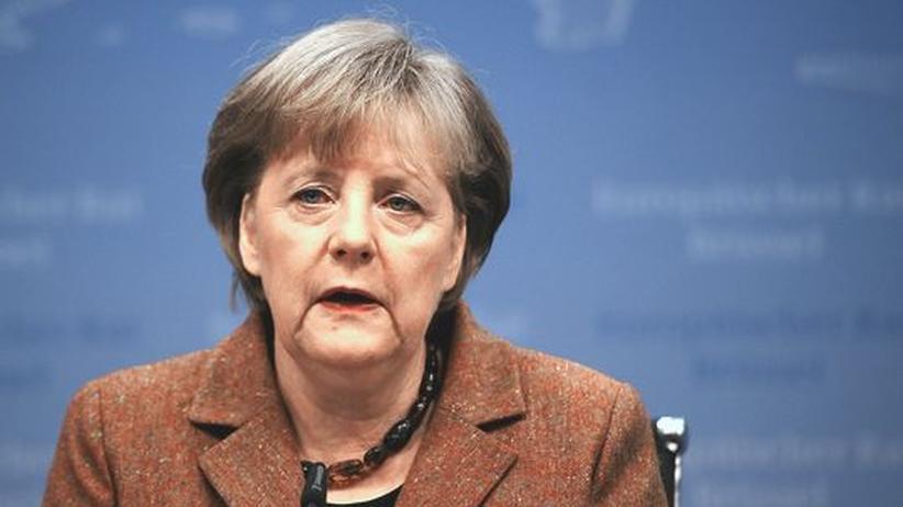 Russland: Merkel hält sich mit Kritik an Putins Wahl zurück