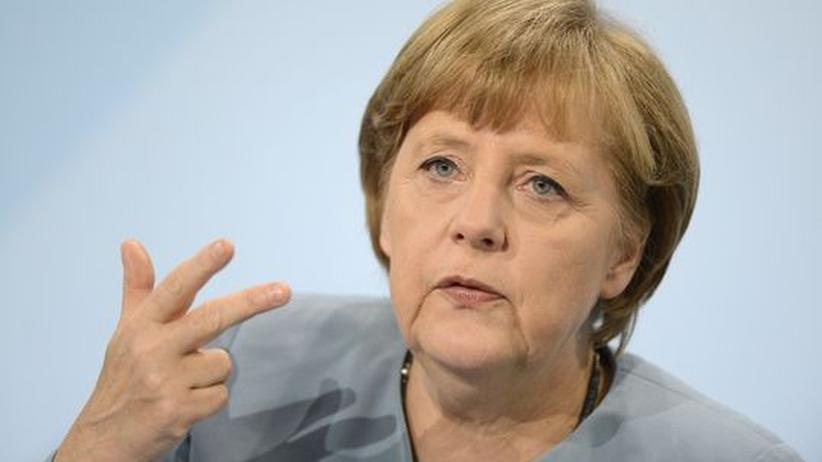 Energiewende: Merkel gesteht Versäumnisse beim Netzausbau