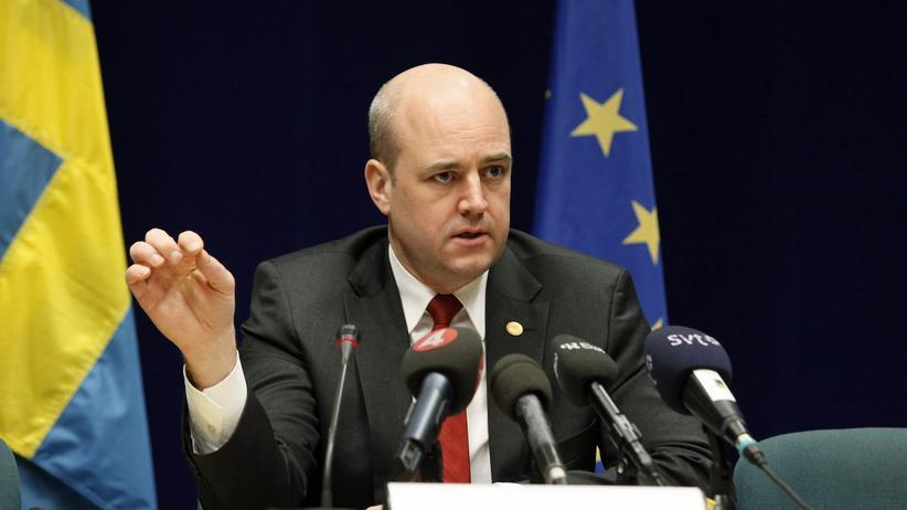 """Fredrik Reinfeldt: """"Wir ticken sehr ähnlich"""""""
