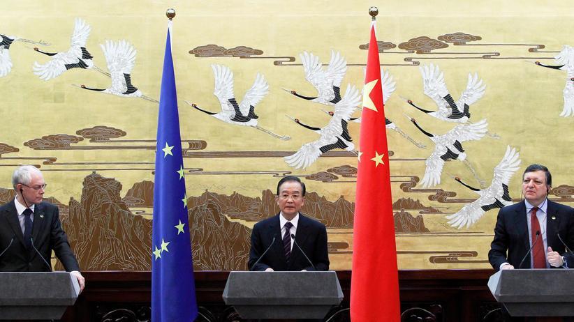 Handelsbeziehungen: Alle wollen China