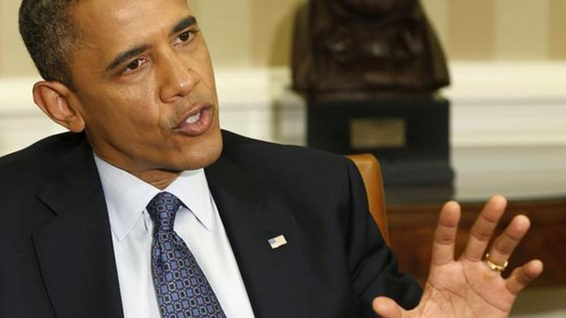 Finanzkrise: Präsident Obama fordert schnelles Handeln von den Europäern