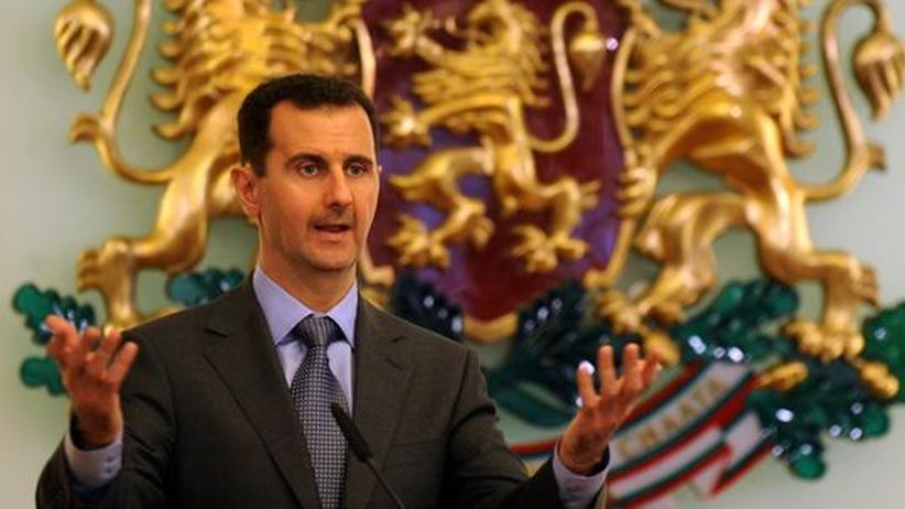 Baschar al-Assad: Der Mann, der falsch abbog