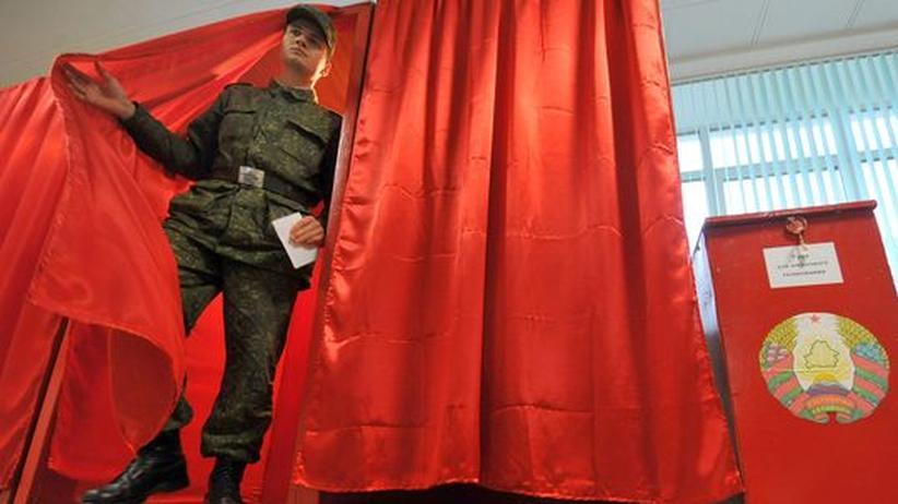 Parlamentswahl: Lukaschenko holt Mehrheit
