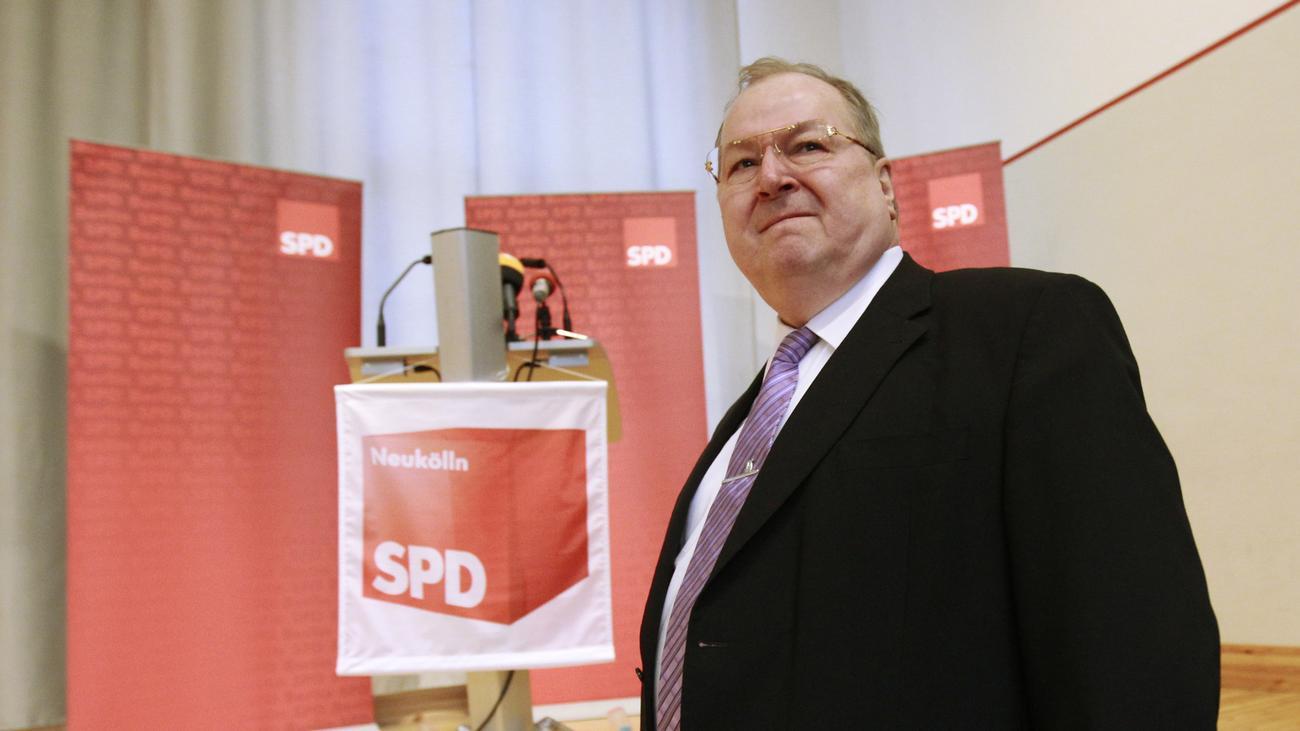 """Heinz Buschkowsky: """"Wir erkaufen uns sozialen Frieden"""""""