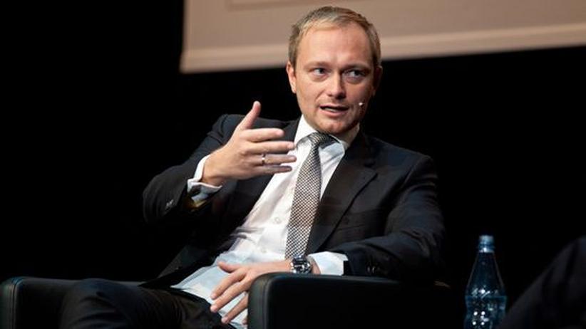 FDP: Lindner fühlt sich zu jung für FDP-Vorsitz