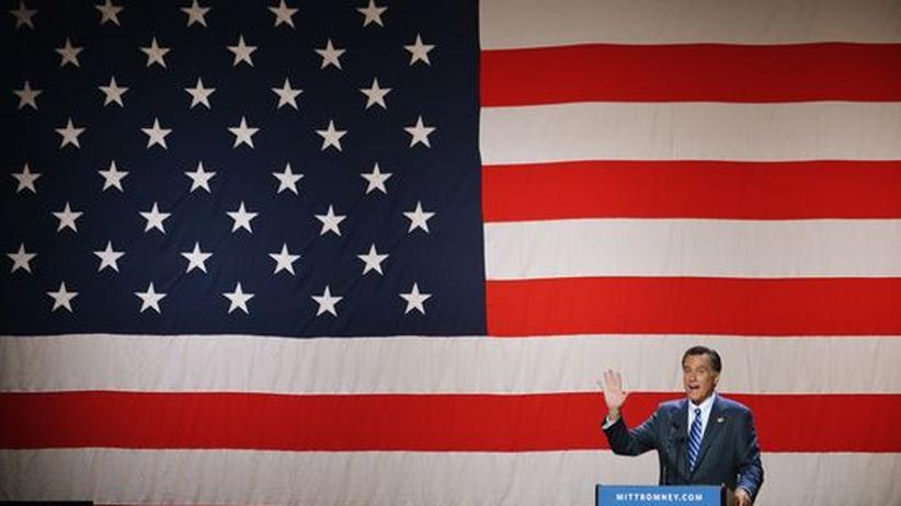 Mitt Romney: Romney frisiert seine Steuererklärung