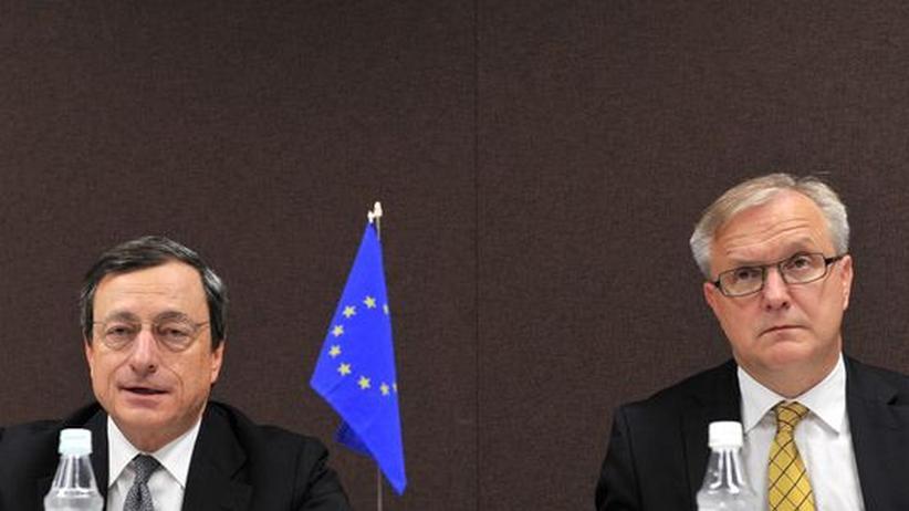 Euro-Krise: EZB-Bankenaufsicht soll gegen EU-Recht verstoßen