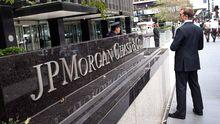 Vor der Zentrale von JPMorgan in New York (Archiv)