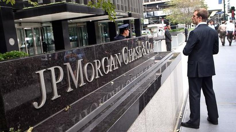 US-Bank: New York verklagt JPMorgan wegen Hypotheken-Betrugs