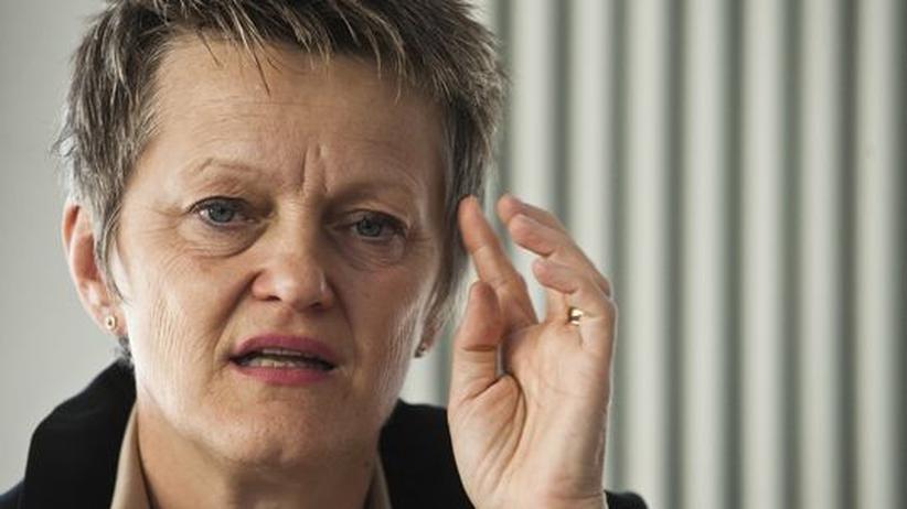 """Renate Künast: """"Wowereit wird die Legislaturperiode nicht schaffen"""""""