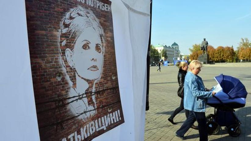Nach der Wahl: Klitschko und Timoschenko können die Ukraine nur gemeinsam retten