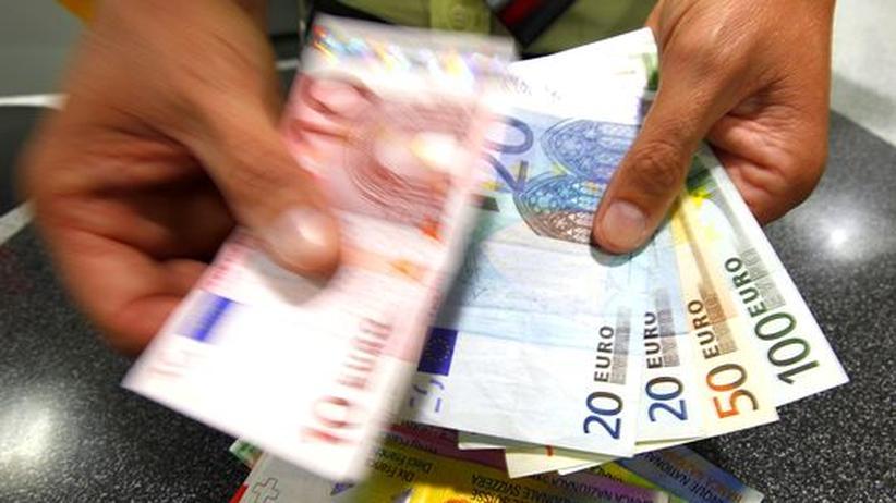 Korruption: Kleine Schmierereien unter Freunden