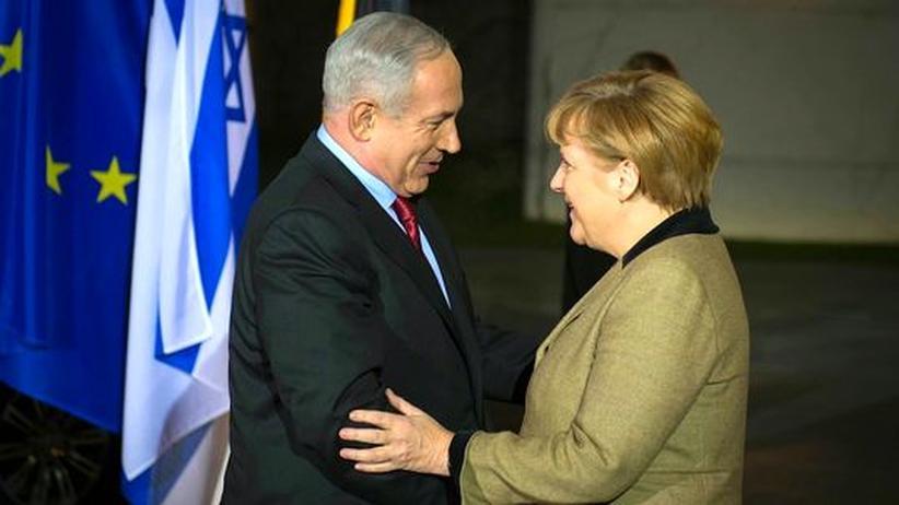 Netanjahu in Berlin: Ein Essen unter unbequemen Freunden