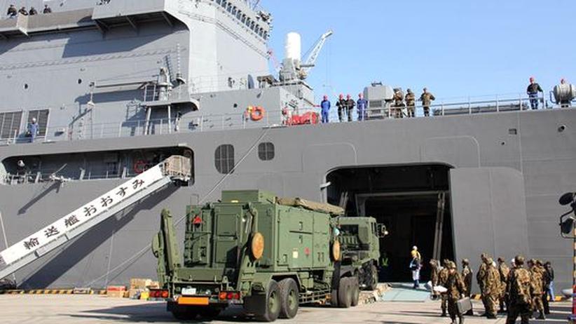 Atomwaffen: Russland und Japan warnen Nordkorea vor Raketentest