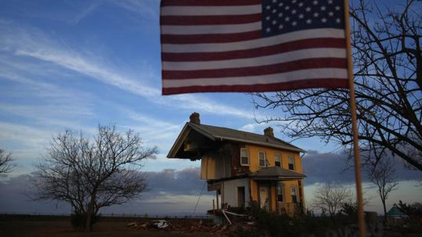Jahresrückblick 2012: Als Sandy den Wahlkampf beendete