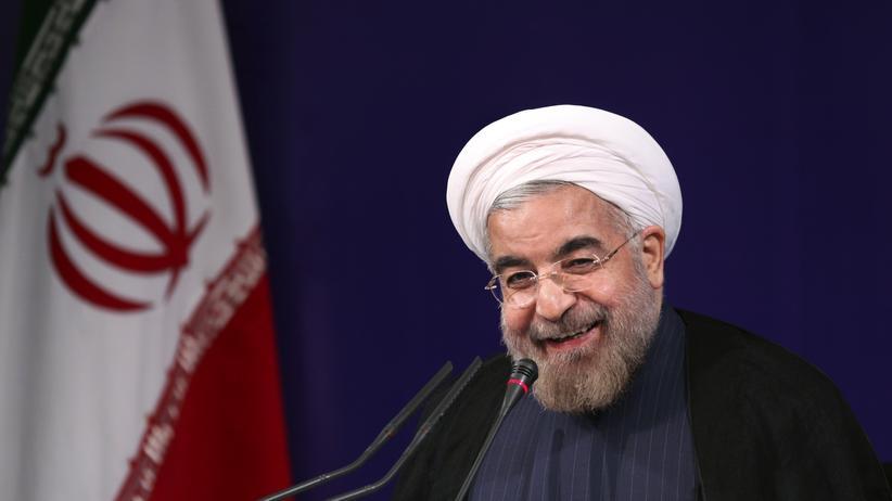 Iran: Irans Präsident Hassan Ruhani