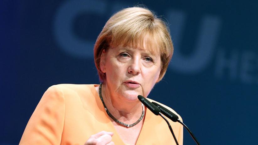 Bundestagswahl: Europa hofft auf eine neue Kanzlerin