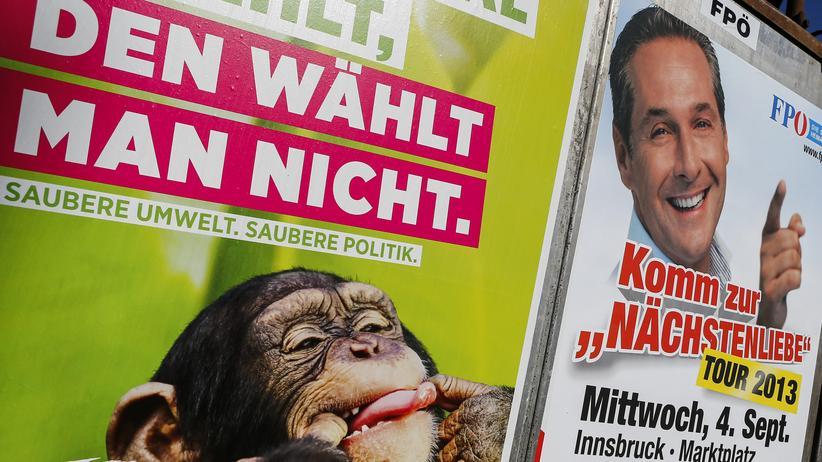 Wahlkampf in Österreich: Eine Prämie für die Dummheit