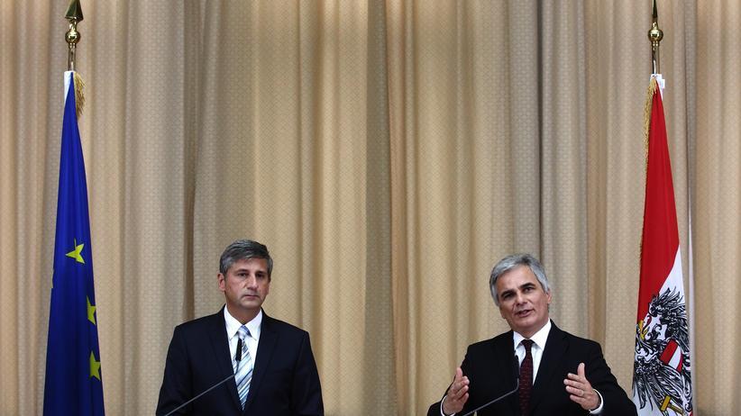 Österreich: Koalition, die letzte