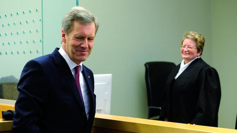 Christian Wulff: Schuld ist nur der Staatsanwalt
