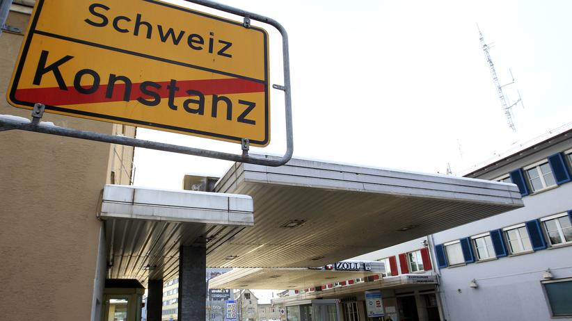 Deutsche in der Schweiz: Kein Platz für Rosinenpicker