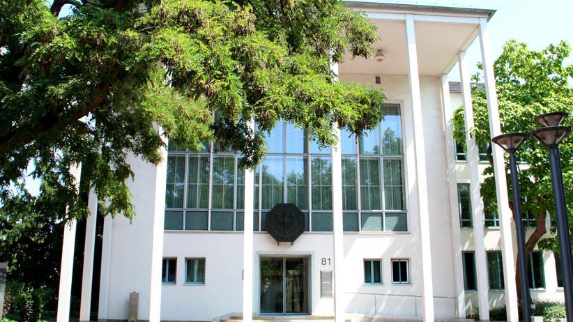 Informationsfreiheit: Bundesrechnungshof in Bonn