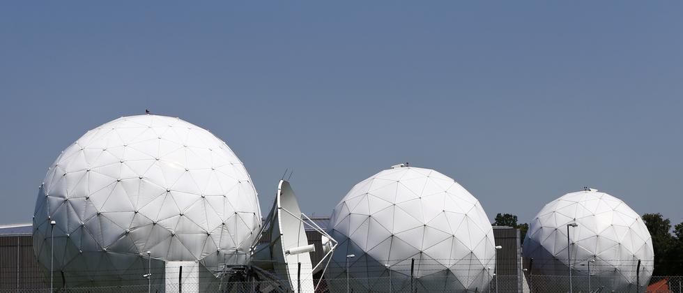 US-Geheimdienst NSA Bad Aibling