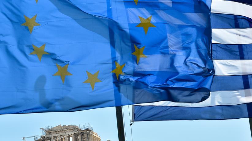 Gauck-Besuch: Griechenlands Schulden, Deutschlands Schuld