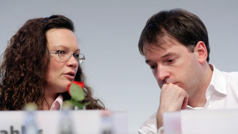 SPD-Politiker: Der SPD-Politiker Niels Annen