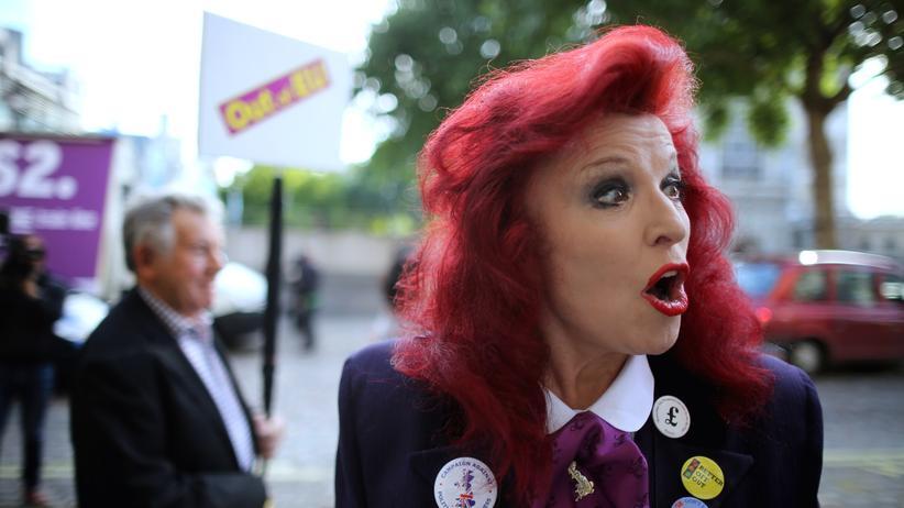 Rechtspopulisten Großbritannien UKIP