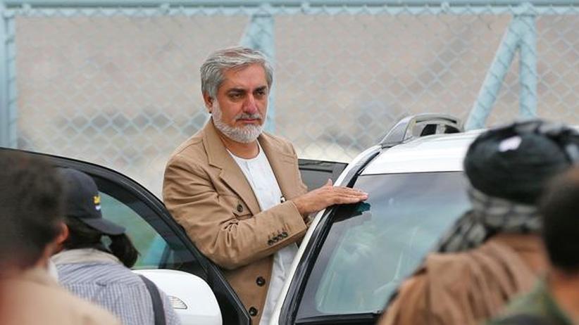 Abdullah Abdullah: Obama appelliert an afghanische Präsidentschaftskandidaten
