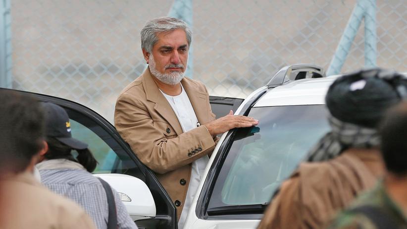 Afghanistan: Präsidentschaftskandidat Abdullah überlebt Attentat