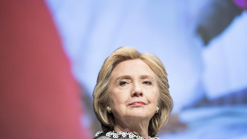 USA: Die ehemalige Außenministerin Hillary Clinton (Archivbild)