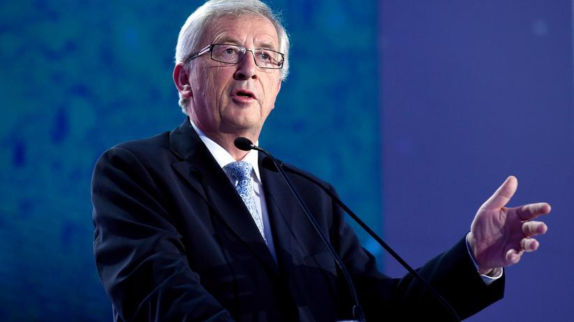Juncker-Vortrag: Jean-Claude Juncker