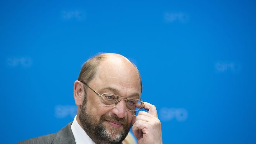 EU-Kommision: Martin Schulz strebt an Junkers Seite