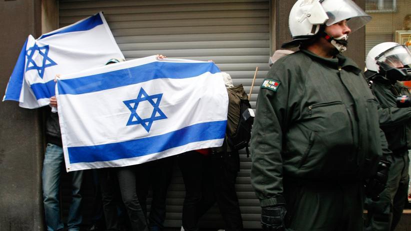 Gaza-Krieg: Der deutsche Nahost-Konflikt
