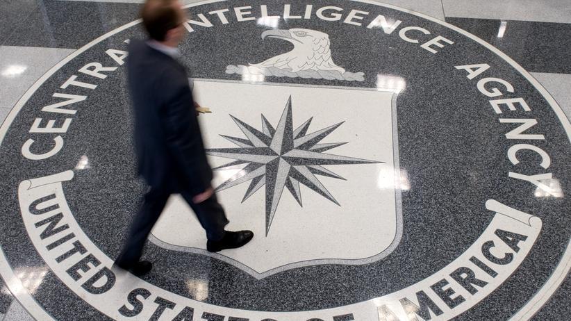 Die CIA-Zentrale in Langley, Virginia