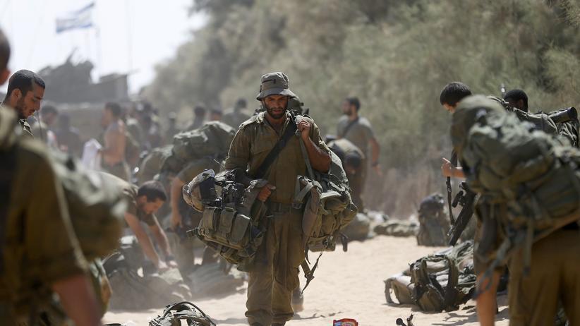 Gazastreifen: Israel stimmt dreitägiger Waffenruhe zu