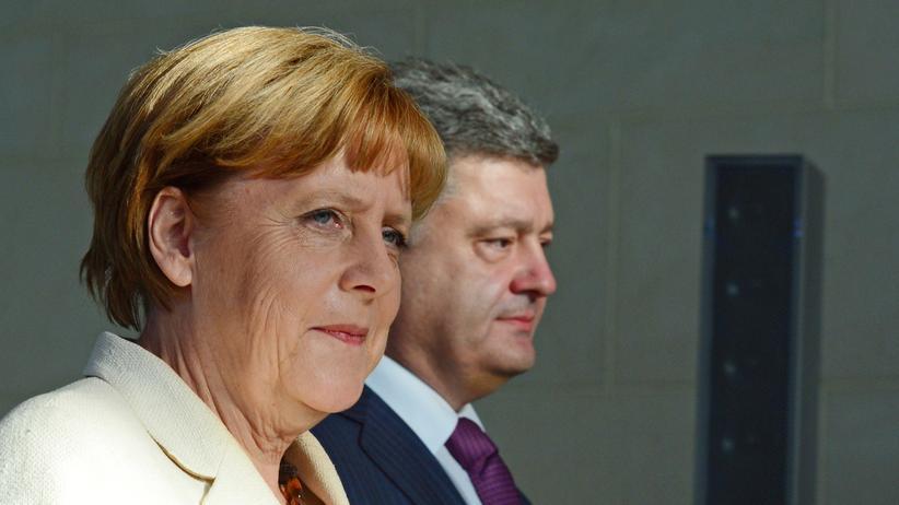 Ukraine: Merkel reist zu Gesprächen nach Kiew