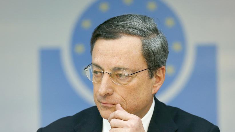 EZB Leitzins Draghi