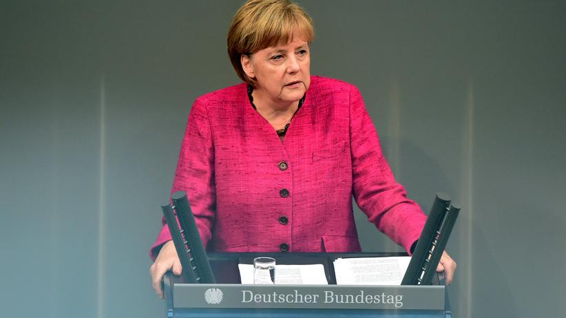 Waffenhilfe für Kurden: Merkel sieht Deutschland durch IS-Extremisten bedroht (nd)