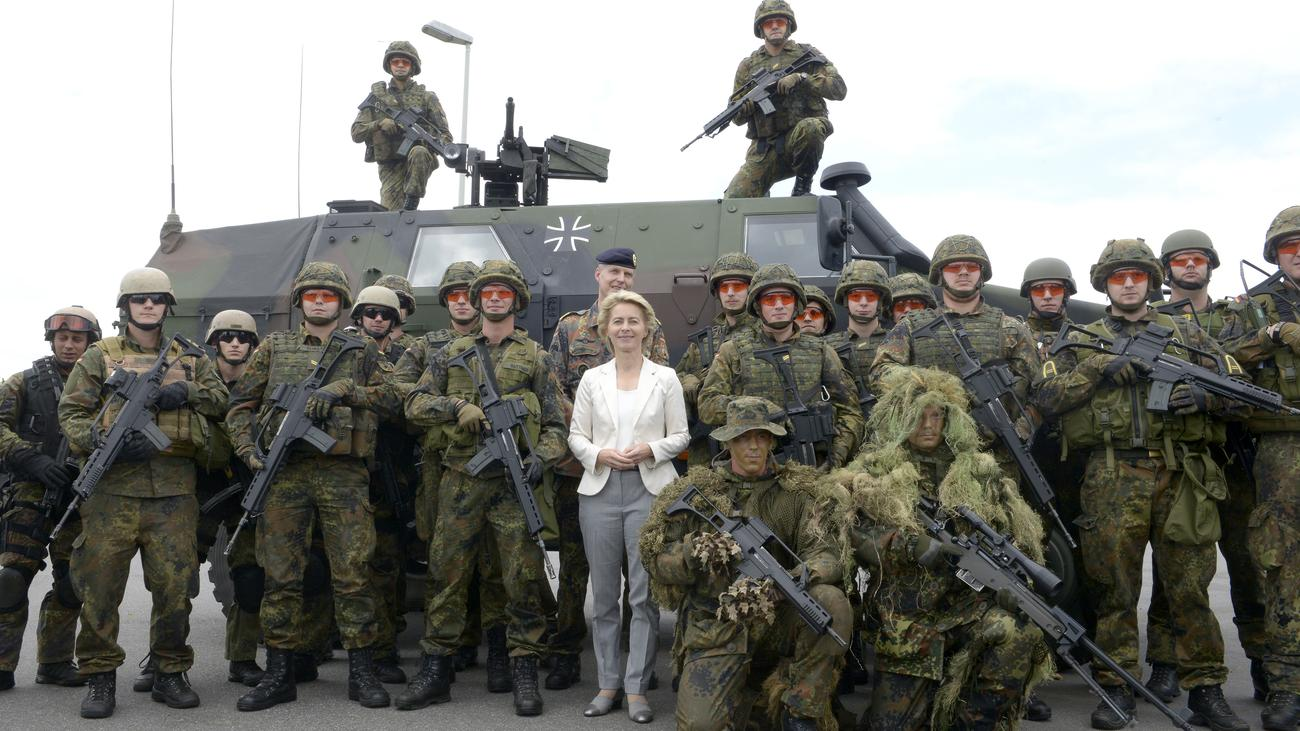 Auslandseinsätze der Bundeswehr: Pazifismus für alle ...