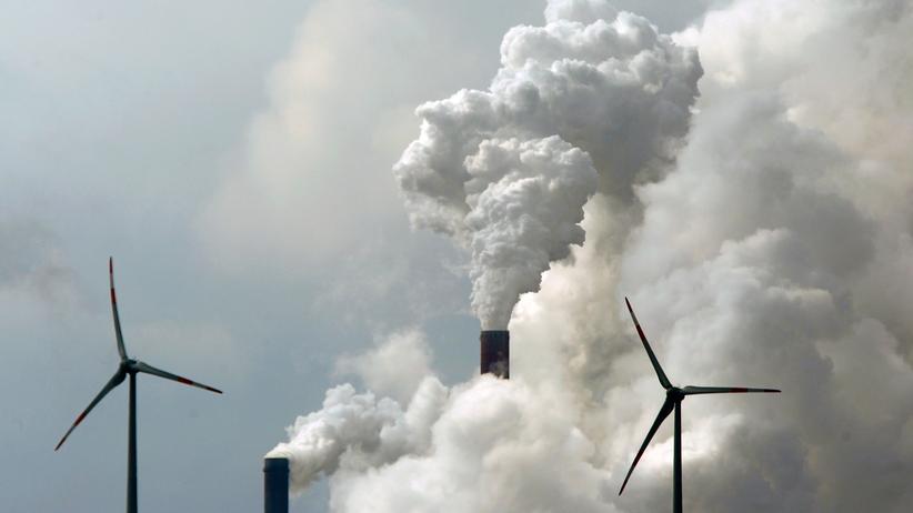 EU-Gipfel: Braunkohlekraftwerk in Neurath, Nordrhein-Westfalen