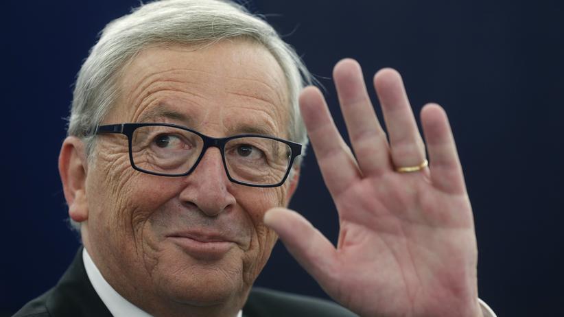 Europäische Union: EU-Kommissionspräsident Jean-Claude Juncker