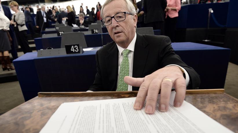 EU-Kommission: Der künftige EU-Kommissionspräsident Jean-Claude Juncker